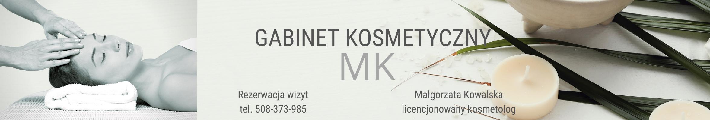 Gabinet kosmetyczny MK